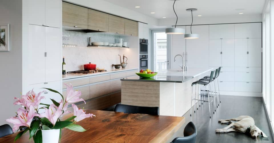 A Guide To Making An All-New Green Kitchen