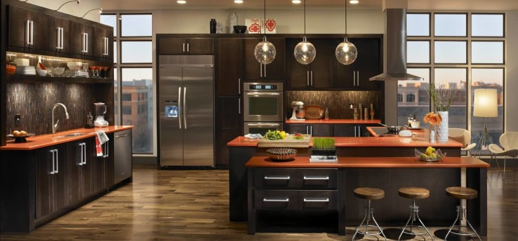 Defining A New Look For Your Contemporary Kitchen