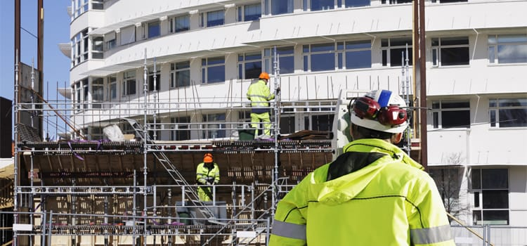 Six Points You Should Know About Scaffold Hire